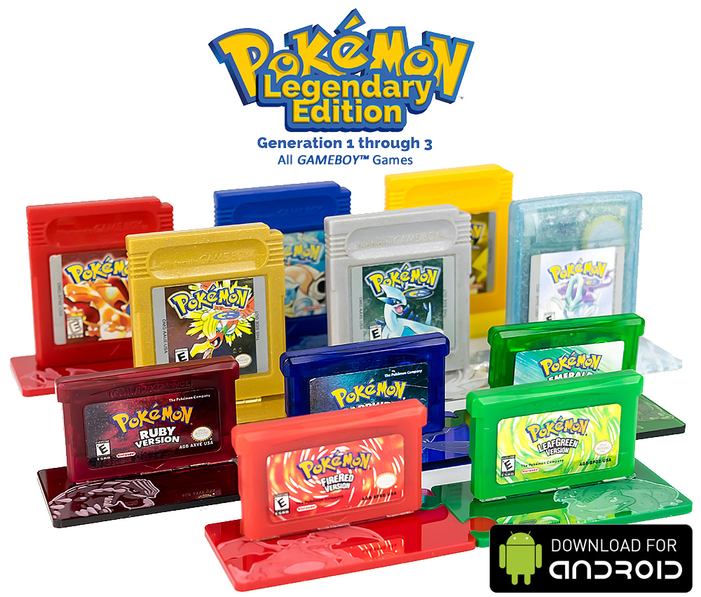 Pokemon Emulator Games Android